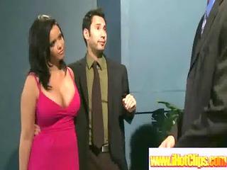 hawt wives fucked hard in porno video-112