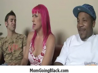 watching my mama going dark awesome interracial