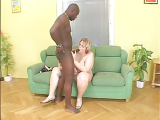big beautiful woman mom oral and fucking black