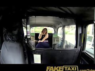 faketaxi horny after interview and gagging for