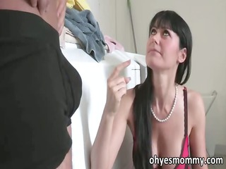 super sexy mature stepmom bonks her stepdaughters