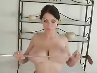 crazy breasty wife