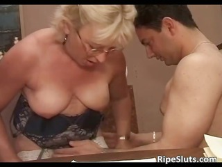 old doxy got doggy screwed by trio horny part10