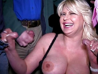 hawt enormous chested blond mother i receives