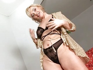 renata undresses off and fondles her d like to