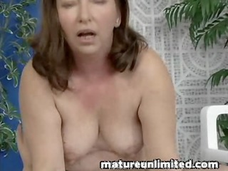 plump older maid gets pounded