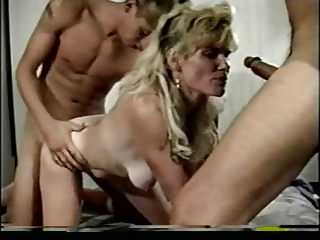 guy films mom being drilled
