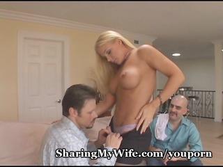 mommy nextdoor shares her pussy
