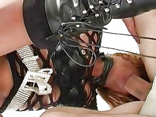 lustful breasty d like to fuck in fishnet body