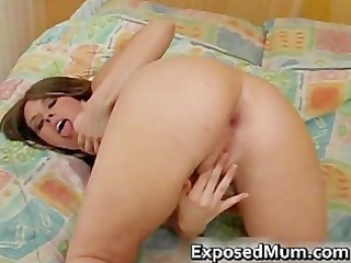 giant tits bombshell fingering her part11