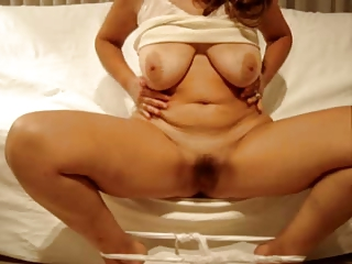 ex wife masturbating