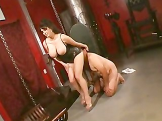 dominion of a dominatrix - scene 2