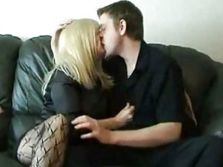 obese mature whore screwed on daybed