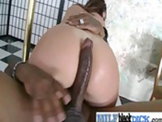 hawt milfs acquire nail by large black cocks
