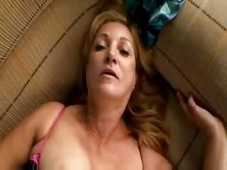 golden-haired hawt milf anal fuck bbw