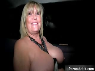 large melons milf mamma with massive bumpers goes