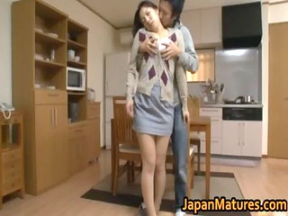 ayane asakura older oriental model has sex