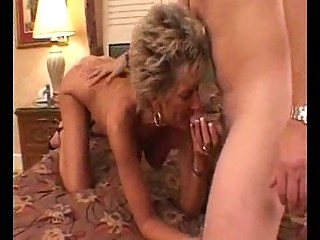 hot breasty mature cougar fellatio pleasures