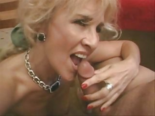 older golden-haired receives anal