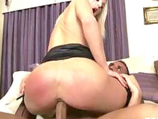 rebecca moore large mounds blond being drilled