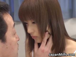 akane mochida sexy japanese chick has hard