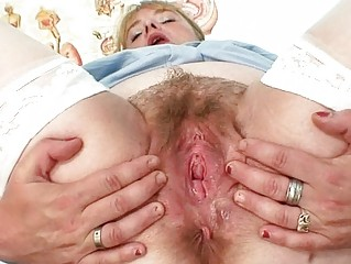 breasty d like to fuck in uniform widens her