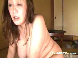 chubby older woman drilled hard by spouse