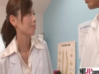 busty cute asian mother i acquire drilled hard