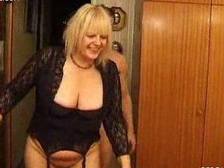 3 breasty mammas group anal