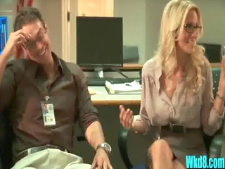 sexually excited news anchor jessica drake sucks