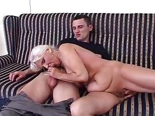 urinate granny in satin make water and fuck
