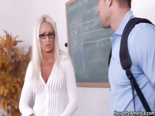 blond d like to fuck teacher, diana doll,