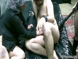 dirty granny loves having perverted sex