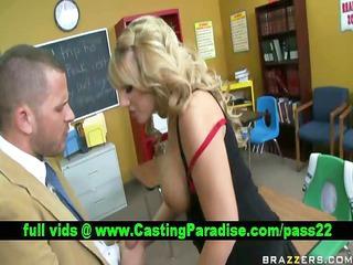 heather summers golden-haired schoolgirl blowjobs