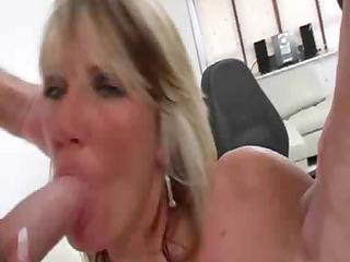 gal ray - british mother i threesome