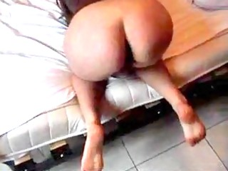spouse banging his wife in her tight asshole