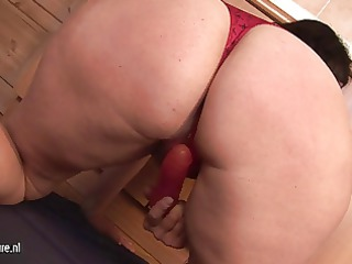amateur housewife marietta acquires wicked in her