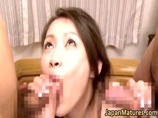 maki tomoda real oriental doll enjoys hawt part3