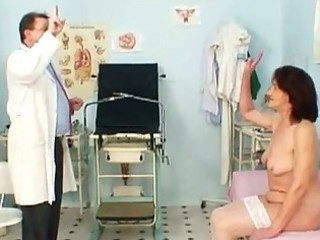 naughty older man doctor for granny lindas old