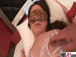 sexually excited oriental milf receive sexy sex