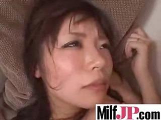strumpets asians milfs receive drilled hard