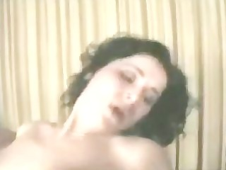 euro whore gaped beautifully by large cock