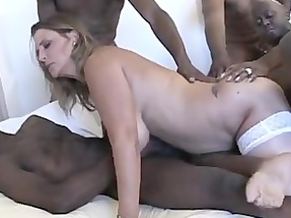 slut shelby large meatballs aged interracial bang