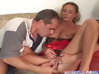 justified milf slut with an abandoned smoo works