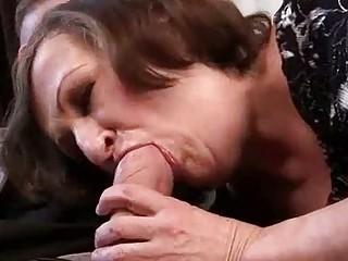 unattractive granny gets fucked beautiful hard