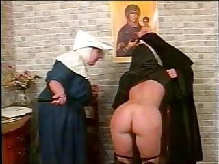 kinky lesbo nuns sadomasochism style