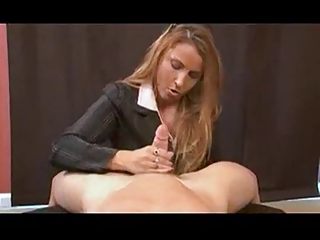 d like to fuck stacie - birthday handjob