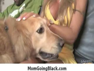 interracial milf porn - lascivious mom want large