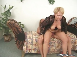 large boobed hawt horny milf sucks part10