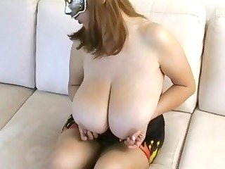 sexy hotty with saggy juggs